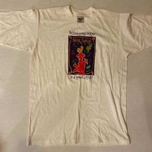 Vintage 80s Wells Fargo Graphic Shirt Made in USA